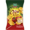 Großhandel Nahrungs- und Genussmittel: FunnyFrisch ofenchips paprika 150g Beutel