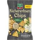 FunnyFresh chickpea chips cucumber 80g bag