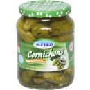 Großhandel Nahrungs- und Genussmittel: meiko cornichons 720ml Glas