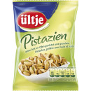 ültje pistachios with shell 150g bag
