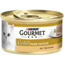 gourmet gold pasty turkey 85g can
