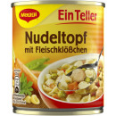 wholesale Food & Beverage: Maggi nudelt.m.fleischkl. 1t 325g can