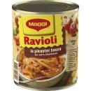 Maggi ravioli in fleischs.800g 392 Dose