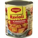Maggi ravioli in Tomate soss.800g 394 Dose