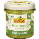 Tartex organic vegetable spin.pini.135g can