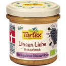 Tartex organic lentil balsamic 140g jar