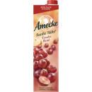 Großhandel Getränke: amecke sanfte Säfte traube r.1l pk