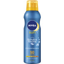 nivea Protect + Refresh spray lf50 bottle