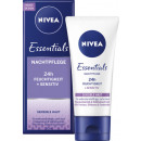 nivea night care cream