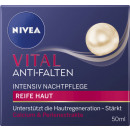 nivea vital night cream tube