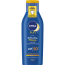 nivea sun milk lf50 + bottle