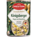 three-star Königsb.klopse 400g can