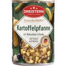 three-star potato pan 400g can