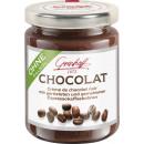 krem czekoladowy z odrostem Espresso , 250g słoik