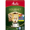 Großhandel Nahrungs- und Genussmittel: Melitta filter 1x4 Gourmet Brandt