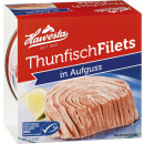 Hawesta tuna fillet in an infusion 185g can