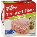 Hawesta tuna fillet in olive oil185g tin