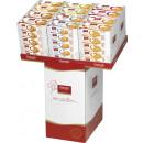 Großhandel Süßigkeiten: Coppenrath gebäck-bar 200g
