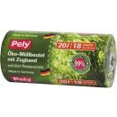 Großhandel Haushaltswaren:pely m-beutel/öko 20-l