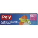 pely freezer bag 6-l / 15er