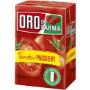 Großhandel Nahrungs- und Genussmittel: oro tomaten passiert 400g