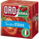 Großhandel Nahrungs- und Genussmittel:oro tomaten stückig 250g