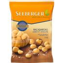 Seeberger macadamias g + g sac de 125g