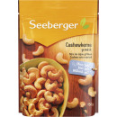 Seeberger cashew nuts roasted. 150g bag