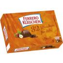Ferrero kisses 284g