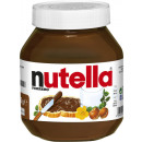 nutella 750g glass