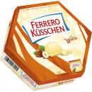Ferrero kiss white sch.178g