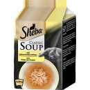 wholesale Garden & DIY store: sheba soup chicken breast4x40g