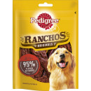 Pedigree ranchos beef 70g btl