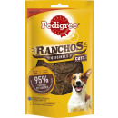 Pedigree ranchos cuts beef 65g bag