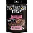 crave dog prot.chunk salmon 55g