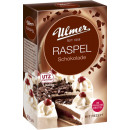 Ulmer raspelschokolade dark chocolate 100g