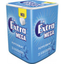 Wrigley extra cube pepperm.dose can