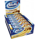 wholesale Food & Beverage: Milky way crispy rolls 25g bar