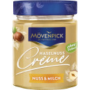 moevenpick cream nut & milk, 300g jar
