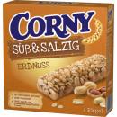 Schwartau corny orzeszki ziemne słodka sól 6x25g