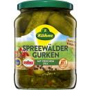 Großhandel Nahrungs- und Genussmittel: Kühne Original Spreewald gurken720 Glas