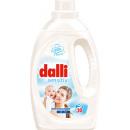 Großhandel Wäsche: dalli sensitiv Flüssig 20 Waschladungen 051