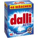 dalli vollwaschmittel 48 Waschladungen