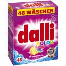 dalli color 48 Waschladungen