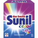 sunil pulver color 15 Waschladungen