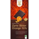 gepa bio grandnoir orange 100g bar