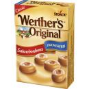 Großhandel Süßigkeiten: storck Werther's Original box ohne Zucker 42g Box