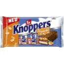 knoppers bar peanut 5 pieces 200g
