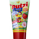 wholesale Dental Care: putzi strawberry toothpaste 50ml tube