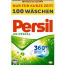 persil Pulver vwm 100 Waschladungen pup10